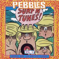 PEBBLES - Vol 04 - Comp CD