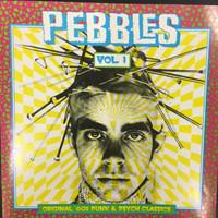 PEBBLES - Vol 01 -(RARE 60s GARAGE PSYCH!)  Comp CD