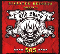 OLD SKARS & UPSTARTS 2005 (SKATEPUNK COMPILED BY DUANE PETERS)Comp CD