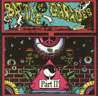BATTLE OF THE GARAGES - Part Two  80s garage with Pandoras, Mystery Machine and more - Comp CD