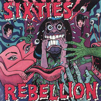 SIXTIES REBELLION  Vol 16 - The Living Room (U.S. 60s garage)Comp CD
