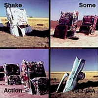 SHAKE SOME ACTION  - Vol.2- (rare 70s  power-pop, mod, and new wave U.S.  singles ) -   Comp CD's