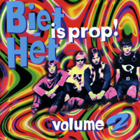BIET HET - is PROP! Vol 2 ( 60's psych  w liners ) - Comp CD's