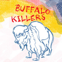 BUFFALO KILLERS - S/T (70s style blues psych)  - CD