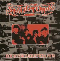 SMOGTOWN  - Domesticviolenceland  (OC Skate punk)CD