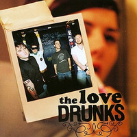 LOVE DRUNKS- ST (Stooges style punk/blues/rockabilly)CD