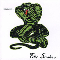 BRIAN JONESTOWN MASSACRE RELATED - The SNAKES  (60'S PSYCH STYLE)-  CD
