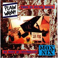 PLAIN WRAP/MOX NIX - This is Punk Rock (California 80s Punk)LAST COPIES CD