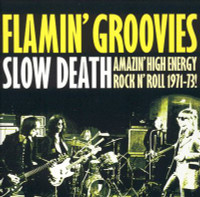 FLAMIN' GROOVIES  - Slow Death- ( 70s rock and roll ) CD's