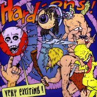 HARD ONS  - Very Exciting! (Motorhead meets the Beachboys) CD