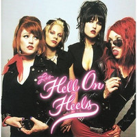 HELL ON HEELS - ST  (  girl  pop rock  ) - CD