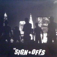 SIGN OFFS - s/t  (kick-ass punk rock )- CD's