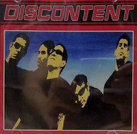 DISCONTENT -ST  (SHAM 69 and AC/DC meet MOTORHEAD and The HELLACOPTERS ) -   CD's
