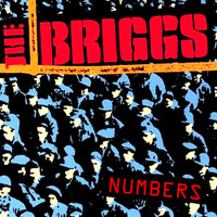 BRIGGS - Numbers-LAST COPIES of Southern Calif hardcore legends -CD
