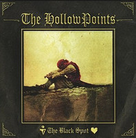HOLLOW POINTS  -The Black Spot  PUNK  ( produced by Duane Peters ) -  CD's
