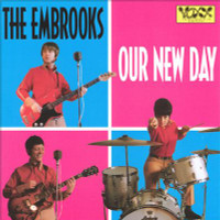 EMBROOKS - Our New Day (UK Freakbeat masterpiece ) - CD