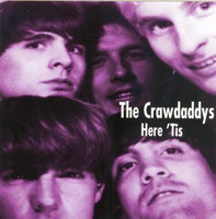 CRAWDADDYS, THE - Here 'Tis ( with rare photos )- CD
