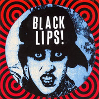 BLACK LIPS   - S/T ( Stripped down dirty punk rock & roll )  -   CD