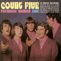 COUNT  FIVE   - Psychotic Reunion LIVE  LAST COPIES! CD