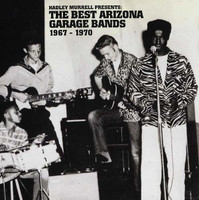 BEST ARIZONA GARAGE BANDS '67-'70  w 20 page booklet -VA-  COMP LP