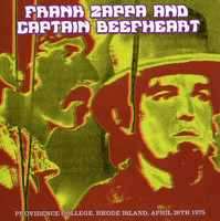 ZAPPA AND CAPTAIN BEEFHEART, FRANK  - TRIPLE LP, 180 gram with photos and liners.  Providence College, Rhode Island, April 26th 1975 -  LP