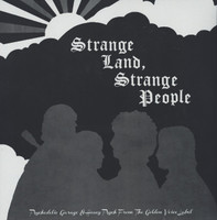 STRANGE LAND,STRANGE PEOPLE -VA  IMPORT Psych Garage & Heavy Psych -COMP LP