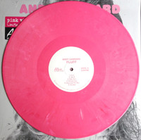 GABBARD, ANDY   - Fluff - LTD ed of 150 PINK  VINYL (BUFFALO KILLERS- Modern Grunge Fuzz Pop with 60̴̥s aura ) -  LP