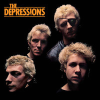 DEPRESSIONS-180 gram ltd to 500 (78 punk/ powerpop)LP