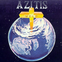 AZITIS   - Help ( one of best and rarest early 70s US Christian psych LPs ) 180 gram ltd ed -   LP