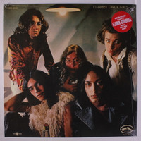 FLAMIN' GROOVIES  - Flamingo   ( 70s garage gods ) GATEFOLD-     LP
