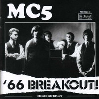 MC5  - 66 Breakout - WAREHOUSE FIND -  CD