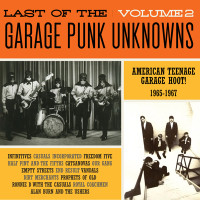 LAST OF THE GARAGE PUNK UNKNOWNS  VOL 2  -American Teenage Garage Hoot! 1965-1967 GATEFOLD  COMP LP