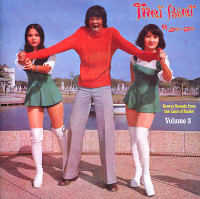 THAI BEAT A GO-GO -Vol 3 (ltd ed gatefold, incredible and ultra-rare recordings from  60s Thailand)COMP LP