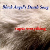 BLACK ANGEL'S DEATH SONG  -Super Everything L.A. psych-style  LAST COPIES   CD