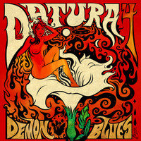 DATURA4  - Demon Blues - digipack ( w 3 songs not on the LP )-  CD