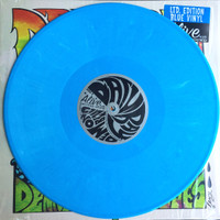 DATURA4 -Demon Blues  (psych ) ELECTRIC BLUE vinyl ltd ed of 150  LAST COPIES  LP