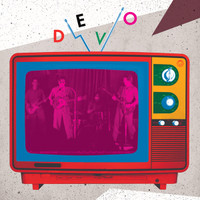 DEVO - Miracle Witness Hour- Die-Cut Cover Digipak CD
