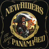 NEW RIDERS OF THE PURPLE SAGE  - The Adventures of Panama Red- GATEFOLD PURPLE VINYL W INNER SLEEVE