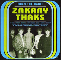 ZAKARY THAKS - Form the Habit  (60s psych)180 gram gatefold LP