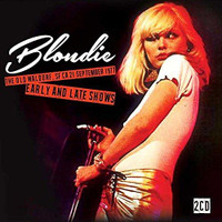 BLONDIE -THE OLD WALDORF, SF CA, SEPT  21ST 1977-  CD