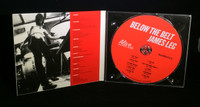 JAMES LEG  - (BLACK DIAMOND HEAVIES ) Below the Belt- DIGIPACK CD