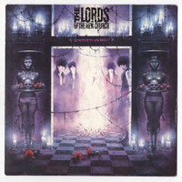 LORDS OF THE NEW CHURCH -Is Nothing Sacred? -OPAQUE violet - LP