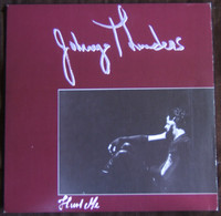 THUNDERS, JOHNNY  - HURT ME -LTD ED  RED vinyl LP