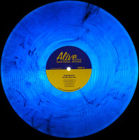GOSPELBEACH - Pacific Surf Line- LTD ED OF 150 BLUE SMOKE  VINYL