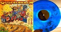 GOSPELBEACH - Pacific Surf Line- LTD ED OF 150 BLUE SMOKE  VINYL- LP