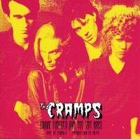 CRAMPS, THE  -Frank Further and the Hot Dogs,Live at CBGB's, Friday, January 13, 1978.  -  LP