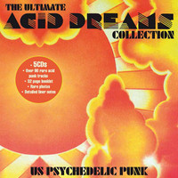 ULTIMATE ACID DREAMS COLLECTION  5 CD BOX- (60s psych/ garage )COMP CD