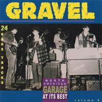 GRAVEL Vol. 5 (U.S. 60s Garage at its best! )COMP CD
