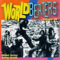 WORLDBEATERS  - VA Vol. 10 (60s garage greats!) -  COMP CD