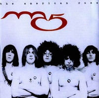 "MC5 -AMERICAN RUSE 10""  - WAREHOUSE FIND  LP"